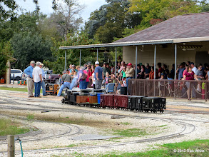 Photo: Crowded station       2013-1116 RPW