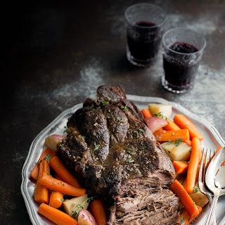 Crock Pot Pot Roast With Potatoes And Carrots Recipes