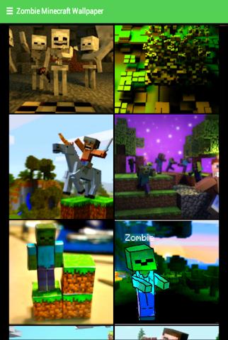 android Hintergrundbilder minecraft Screenshot 2