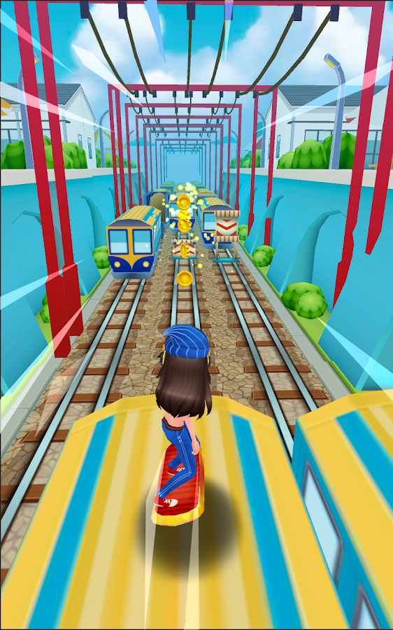 Subway Runners- screenshot