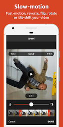 Videoshop - Video Editor APK screenshot thumbnail 2