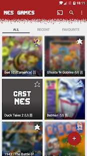 CastNES - Chromecast Games Screenshot