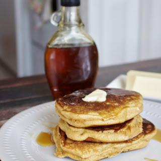Whole Wheat Hazelnut Pancakes