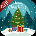 Christmas GIF : Christmas Stickers For Whatsapp icon
