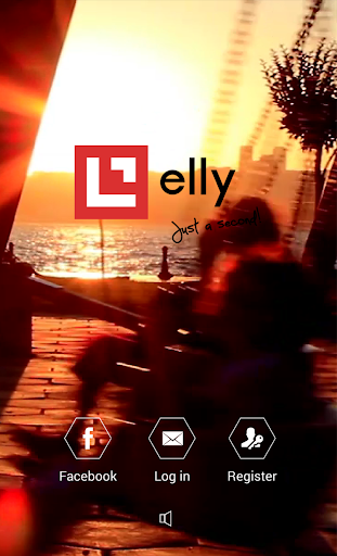 Elly - Just a second