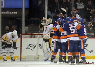 Les Islanders se paient le champion en titre