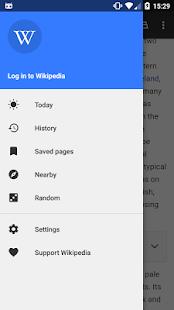 Wikipedia Beta Screenshot 4