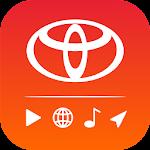 Toyota Audio Controller Icon