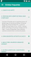 Screenshot of Oi WiFi