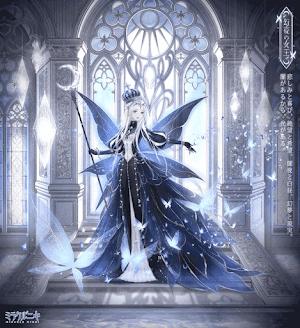 幻夜の女王