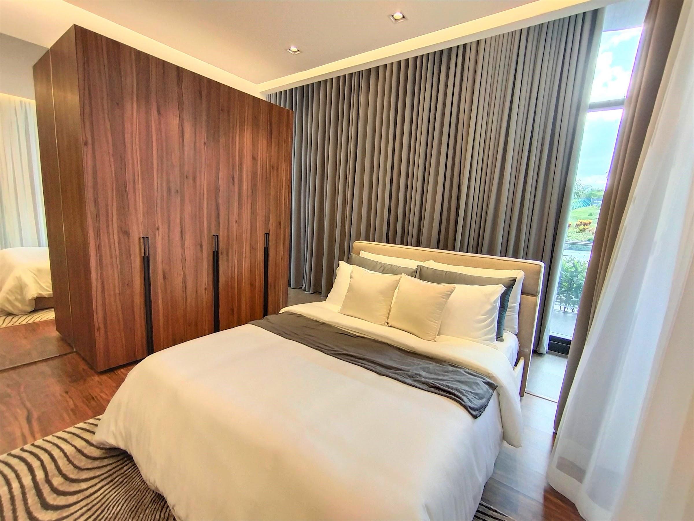 Laselva, Capitol Hills Drive, Quezon City 1 Bedroom unit