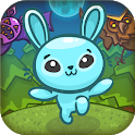 Rabbit Runner - run simulator (runner 2019) icon