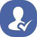 Qui m'a visité Facebook icon