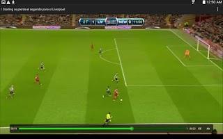 Screenshot of NBC Deportes – En Vivo Extra