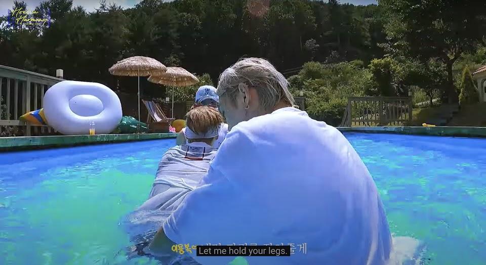 Felix Helping Lee Know