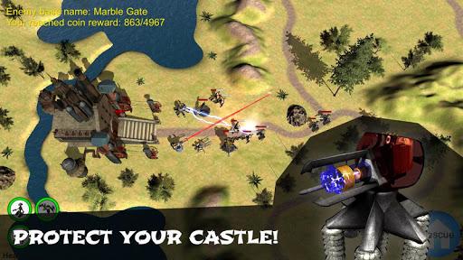 Boulder Base: Castle Defense cheat screenshots 1