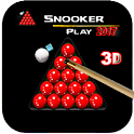 Snooker Hearts icon
