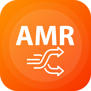 AMR to MP3 Converter 1 by Smart Mobile Apps Studio logo