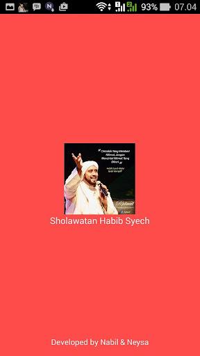 60+ Sholawatan Habib Syech