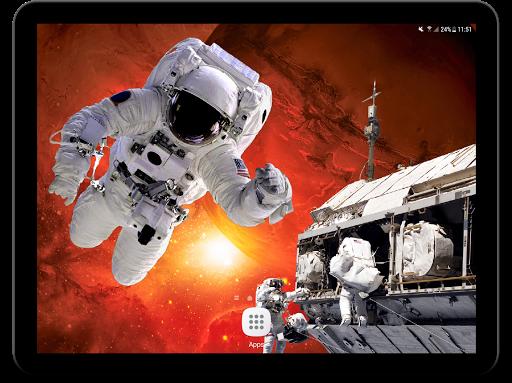 ?VFX Parallax Live Wallpapers FREE? screenshot 10