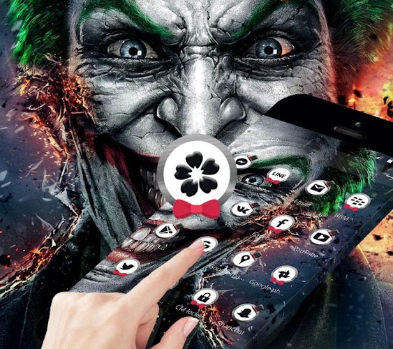 Download Scary Joker Clown Theme Apk Latest Version App By