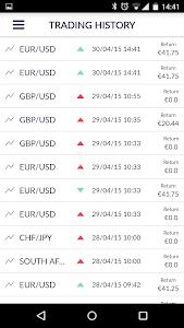 GrandOption - Binary Options screenshot 4