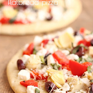 Mediterranean Flatbread Pizza Recipes