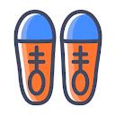 L D Footwear, Lal Kothi, Jaipur logo