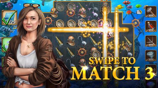 Treasure Match 3 screenshots 9