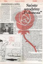 Photo: PPwA POLONEZ nr 11, strona 6.
