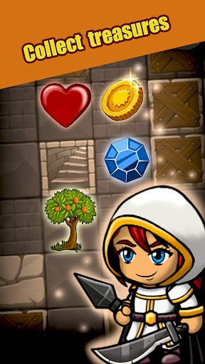 Télécharger Dungeon Knights apk mod screenshots 2