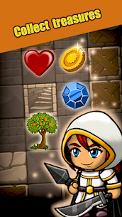 Dungeon Knights 1.30 Apk Mod [DINHEIRO INFINITO] 2