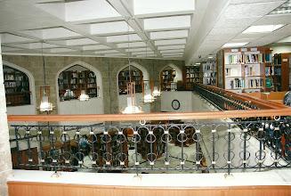 Photo: المكتبة العامة