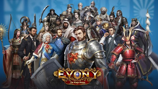 Evony: The King's Return 1