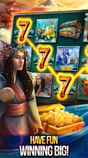 Slot Machines - Lucky Slotsu2122  screenshots 1