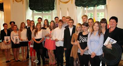 Photo: Podsumowanie Debat Samorządowych w ramach XV Białostockich Forum Szkół 2014 - spotkanie u Prezydenta Miasta Białegostoku (26.06)