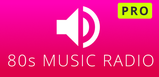 80s Music Radio Pro Apps para Android screenshot