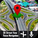 Voice GPS Navigator: Live Traffic & Transit Maps icon