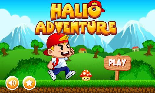 World of Halio - New adventure