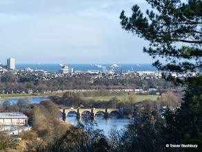Photo: Bridge of Dee from Tollohill Woods, Aberdeen