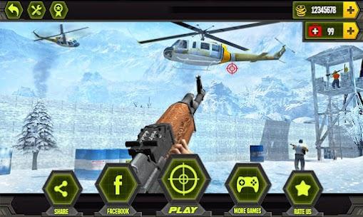 Anti-Terrorist Shooting Mission 2020 (Unlimited Gems) v2.2 1