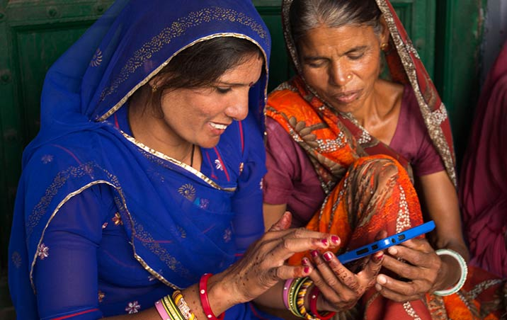 Mobilizing women in 300,000 villages