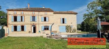 maison à Castelnau-de-Montmiral (81)