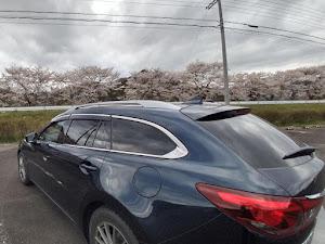 アテンザワゴン GJ2AW 3DA-GJ2AWのカスタム事例画像 仔丹さんの2020年04月08日22:51の投稿