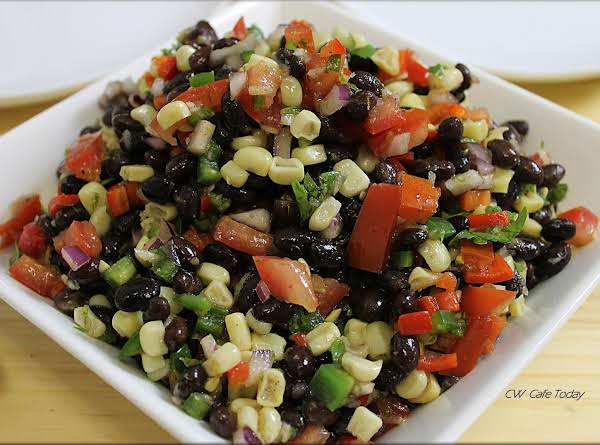 Festival Of Flavor - Corn & Black-bean Salad