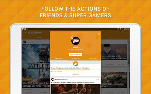 Appy Gamer – Games news screenshot 8