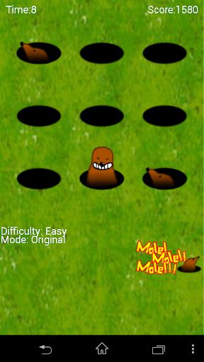 Poke A Mole screenshot 2