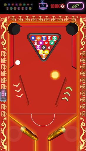 Pinball vs 8 ball android2mod screenshots 3