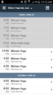Bikram Yoga San Jose- screenshot thumbnail
