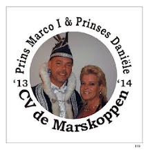 Photo: De Marskoppen, Arnhem Z D H Prins Marco en H D H Prinses Danielle